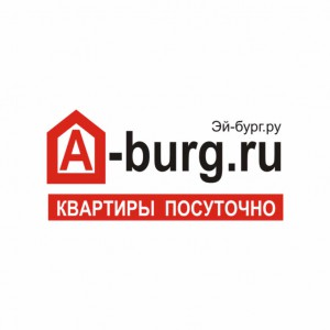 А-бург лого