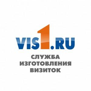 VIS1.RU лого